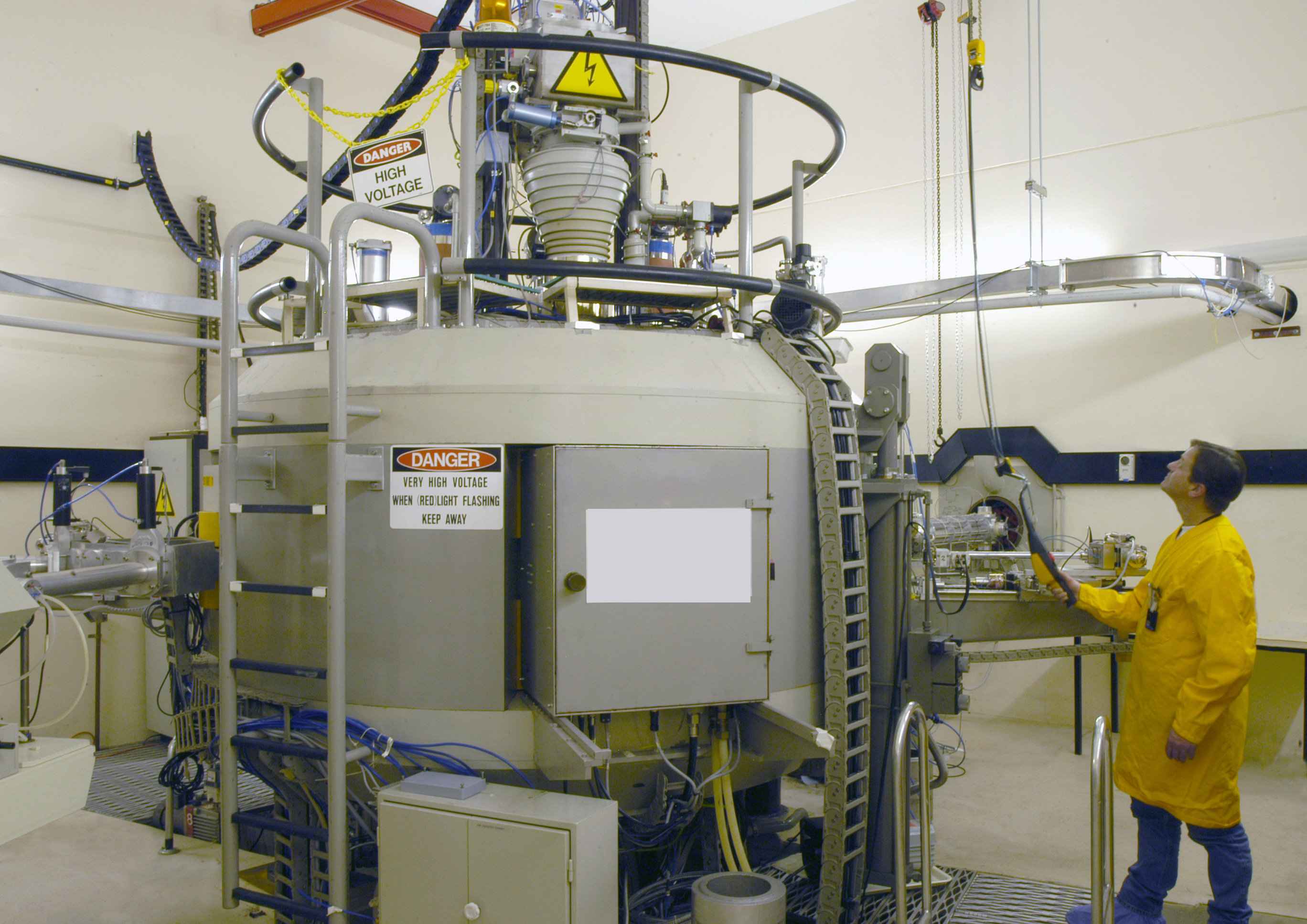 National Imaging Cyclotron