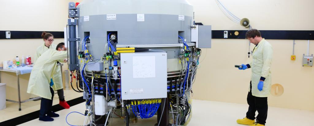 National Research Cyclotron