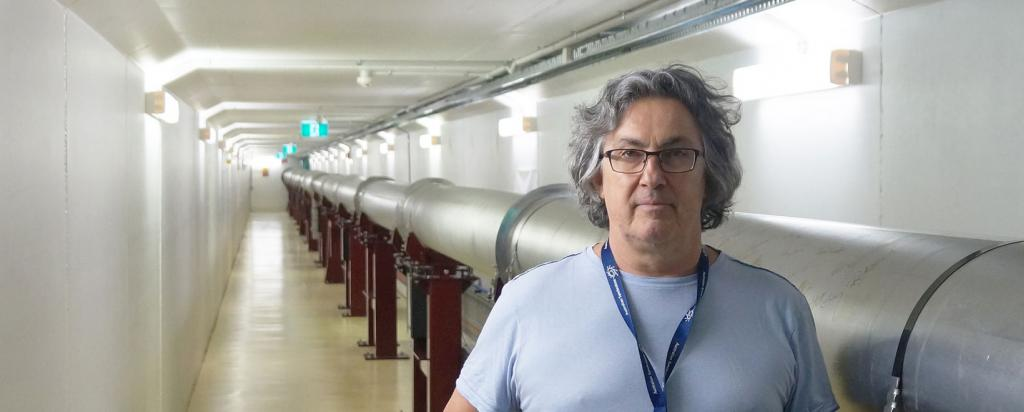 Daniel Hausermann Imaging and Medical beamline