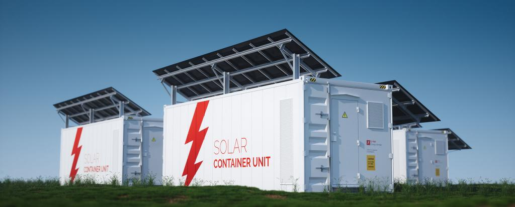 Energy storage for solar