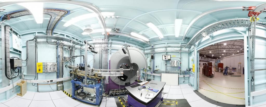 Powder Diffraction beamline