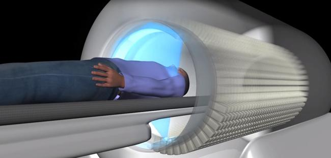 Whole body PET scan