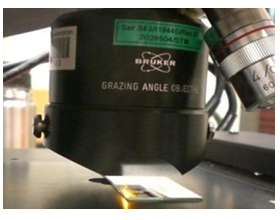 grazing angle objective
