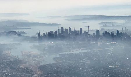 NSW air quality